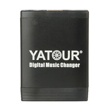 Yatour Music MP3 USB SD AUX CD Changer for 2004+ Toyota Camry Small Plug Lexus