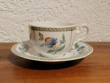 Heinrich Villeroy & Boch * Indian Summer * Teetasse + Untere 2.5