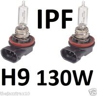 H9 Globes Bulbs 130W 12V suit ARB IPF 800 & 900 Extreme Sport XS Driving Lights