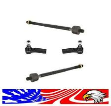 Inner & Outer Tie Rods for Audi A3 S3 Volkwagen Eos Gti Golf Passat R32 Rabbit