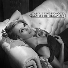 CARRIE UNDERWOOD Greatest Hits: Decade #1 2CD BRAND NEW