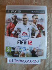 "ELDORADODUJEU >>> FIFA 12 Pour PLAYSTATION 3 PS3 VF ""SN"" CD COMME NEUF"