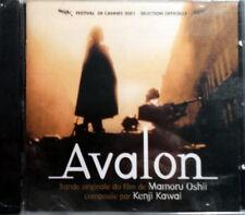 AVALON - CD Soundtrack OST - Kenji Kawai