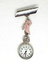 COWBOY girl boot , line dancer, carer,  nurse  fob watch uniform pocket