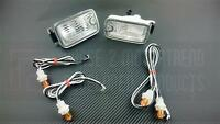 P2M JDM TYPE-X DUAL POST FRONT POSITION LED LIGHTS FOR NISSAN 240SX S13 PHASE 2