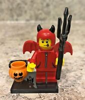 Genuine LEGO Minifigure - Cute Little Devil - Complete From Series 16 - col247
