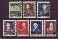 Echte postfrische Briefmarken mit Kunst österreichische
