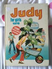 JUDY FOR GIRLS - ANNUAL 1978 *** Unclipped ***