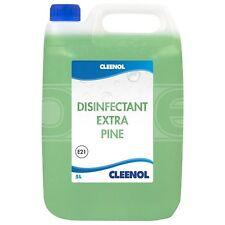 Cleenol Disinfectant Extra - Pine (062282X5) - 5 Litres
