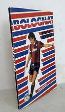 Bosio,BOLOGNA 1988[storia calcio,F.C.Football Club,serie A