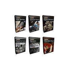 Huge Mechanics Training Course Manual Collection Bundle