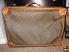 Rare 1970s LOUIS VUITTON suitcase LUGGAGE Kristofferson