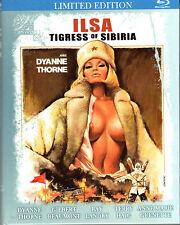 Ilsa , Tigress of Sibiria , limited small hardbox , uncut , Ilsa die Tigerin , B