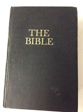 Holy Bible American Bible Society 1970 Concordance HC Revised Standard Version