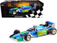Minichamps1 18 BENETTON Ford B194 M.schumacher Australian GP World Champion 1994