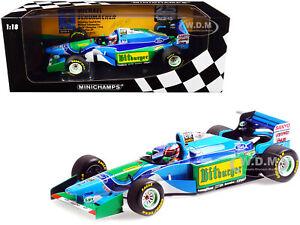 BENETTON FORD B194 #5 SCHUMACHER F1 AUSTRALIAN GP 1994 1/18 MINICHAMPS 510943405