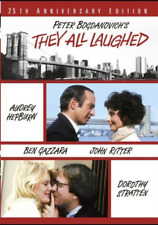 (GD) They All Laughed (2013) (DVD)