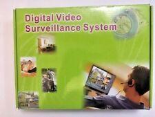 Defender 4 CH Channel DVR PC PCI Video Capture Card CCTV Security Surveillance