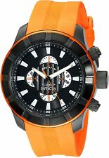 Invicta 18614 S1 Rally Chronograph Black Dial Men's Watch