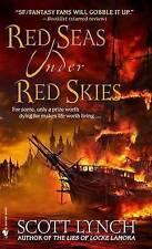 NEW Red Seas Under Red Skies (Gentleman Bastards) by Scott Lynch