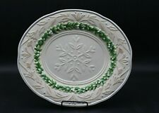 "Fitz and Floyd Winter Garden 15.5"" Serving Platter"
