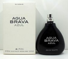 AGUA BRAVA AZUL BY ANTONIO PUIG EAU DE TOILETTE SPRAY 100 ML/3.4 OZ.(T)