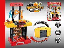 AZTR-PS181-AZ PS181 Toy Tool Set Workbench Kids Workshop Tool bench