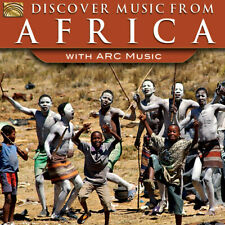 Sarah Ash - Discover Music From Africa With Arc Music