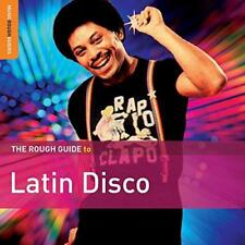 Rough Guide Latin Disco - Various (NEW CD)