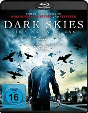 DARK SKIES, Sie sind unter uns (Keri Russell, Josh Hamilton) Blu-ray Disc NEU