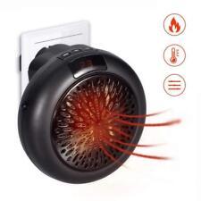 1000W Portable Electric Heater Fan Timing Air Warmer Handy Mini Desk Home Office