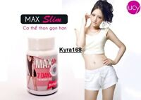 MAX Slim Detox Weight Manage Dietary Supplement 7Days 7KG 30Caps