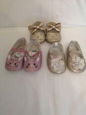 Paquete de Zapato de bebé niña