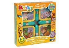 Kliky Puzzle Magnetico Orange Safari DAL NEGRO