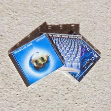 Jean Michel Jarre ★ Oxygène Equinoxe Chronologie ⓞ 3 Dreyfus Masterdisk CD F1997