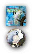 Parrot Phrases CD- Sound FX- Affects - Vocal Training -Talking Phrases