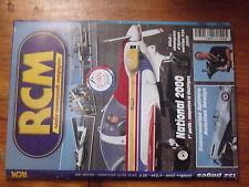 $$3 Revue RCM N°234 Plan encarte Ninja 10  Supermarine Spitfire  CPLR  DC 3