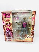 Aiyodo Revoltech Amazing Yamaguchi Gambit Action Figure Authentic Marvel X-Men