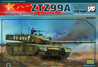 Panda Hobby PH35029 1/35 PLA ZTZ-99A MBT Hot