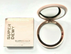 REVOLUTION SuperDew Pore Blur Balm Face Primer - Super Dewy Makeup Priming Putty