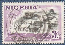 NIGERIA  SG 73  (B429) Good  Used with 'ABEOKUTA' cds