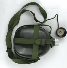 Military Water Bottle Kettle with Cover Canteen Camping Backpacking U5O8