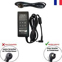Chargeur d'Alimentation 19V 3,42A 65W Pour Asus Modèle PA-1650-78 PA-1650-48