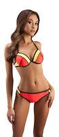 Best Halter neck Bikini Push Up Set Swimwear Swimsuit for Women UK Size 8 10 12