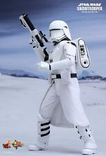 "Sideshow Hot Toys 1/6 12"" MMS321 Star Wars First Order Snowtrooper Figure"