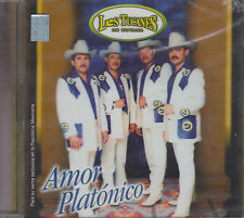 Los Tucanes De Tijuana Amor Platonico New Nuevo sealed