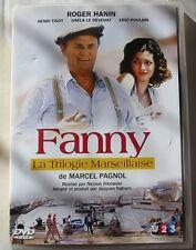 DVD FANNY - Roger HANIN / Henri TISOT / Gaela LE DEVEHAT / Eric POULAIN