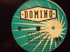 """DOMINO - GETTO JAM b/w JAM (12"""")  1993!!!  RARE!!!"""
