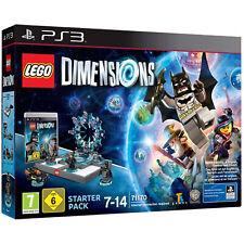 LEGO Dimensions Starter Pack 71170 für Playstation PS3 !! Verpackungsschaden !!