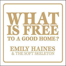 NEW WHAT IS FREE TO A GOOD HOME? (Audio CD)